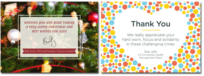 Allgo Client-Branded Greeting Cards