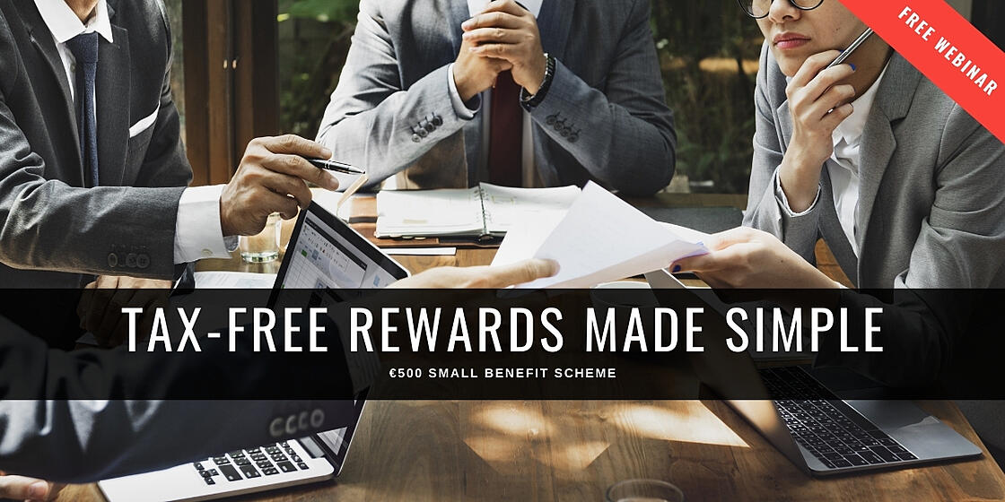 Reward your Employees Tax-Free (1200)